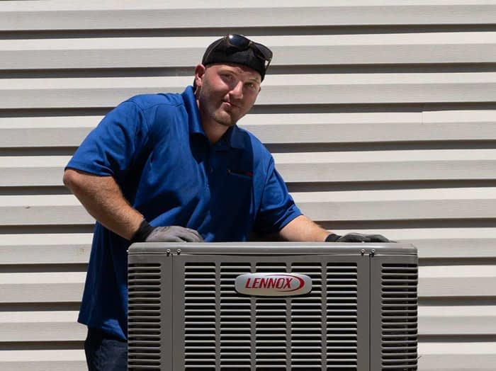 techs providing HVAC services in salt lake city utah