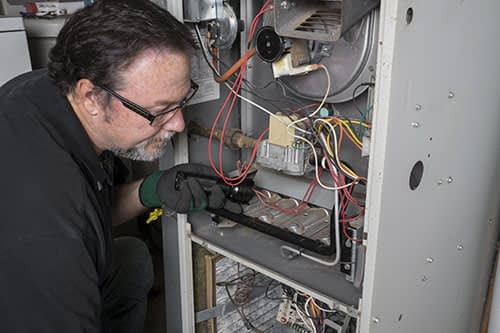 It is important to have your furnace cleaned and inspected.