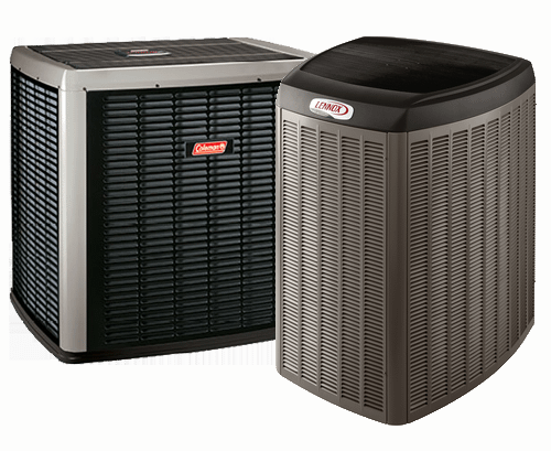 We service all major brands of air conditioners.