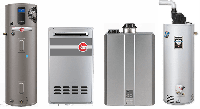 Water Heater Installation and Maintenance