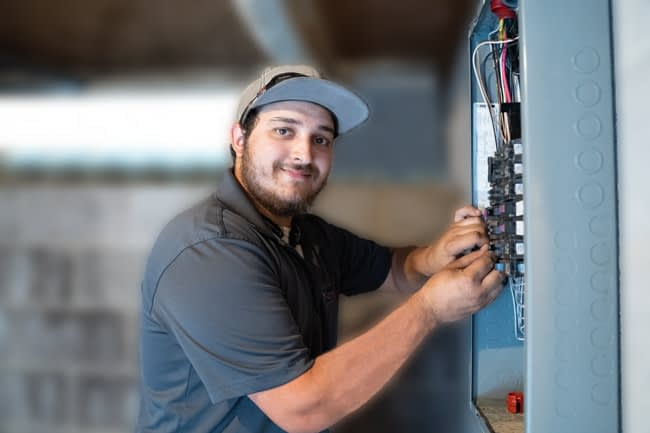 Electricians, Plumbers, and HVAC Technicians in Sandy, Utah