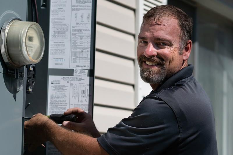 Lehi, Utah Electricians, Plumbers, and HVAC Technicians